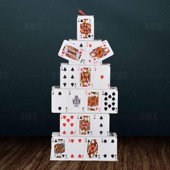 Prediction Card Castle