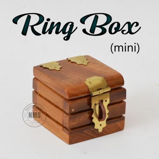 Ring Box (Mini)