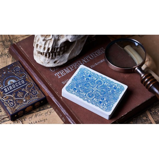 Sirocco Modern Playing Cards
