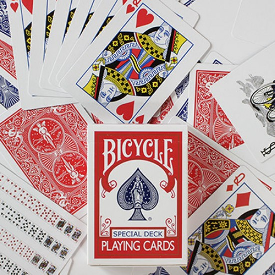 Bicycle Special Deck Playing Cards Plus 11 Online Effects