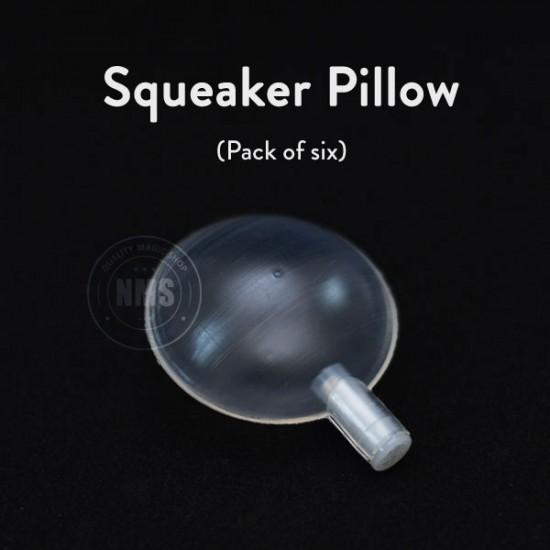 Squeaker Pillow (Single-Voice)