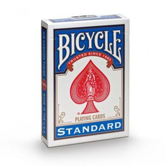 Bicycle Standard Index Playing Poker BLUE
