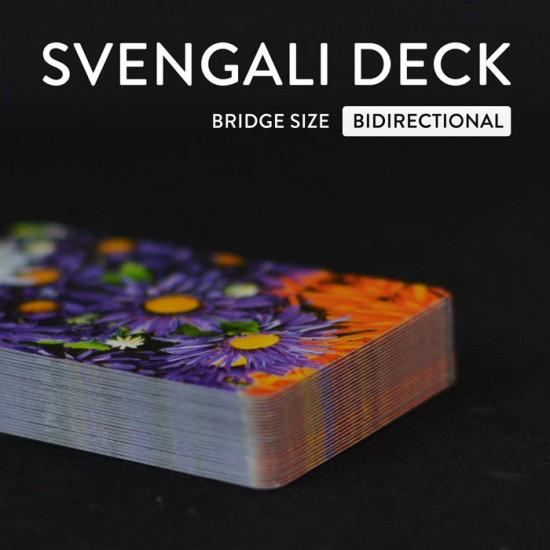 Svengali Deck ( Bridge Size )