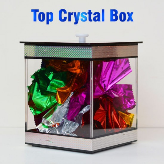 Top Crystal Box