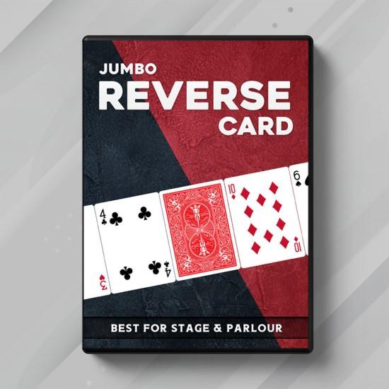 Jumbo Reverse Card