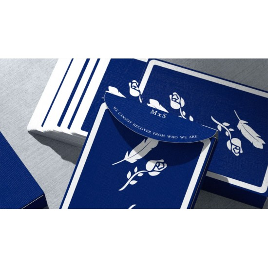 Remedies (Royal Blue) Playing Cards