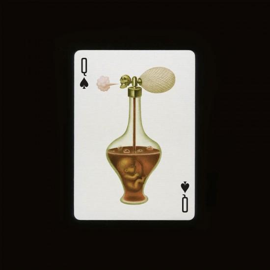 Cabinetarium Playing Cards