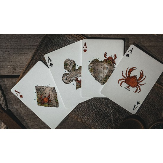 Capsize Playing Cards