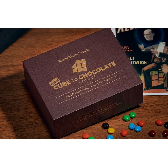 Mini Cube to Chocolate Project
