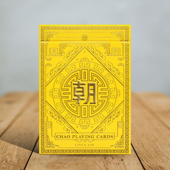 CHAO Imperial Yellow Edition Playing