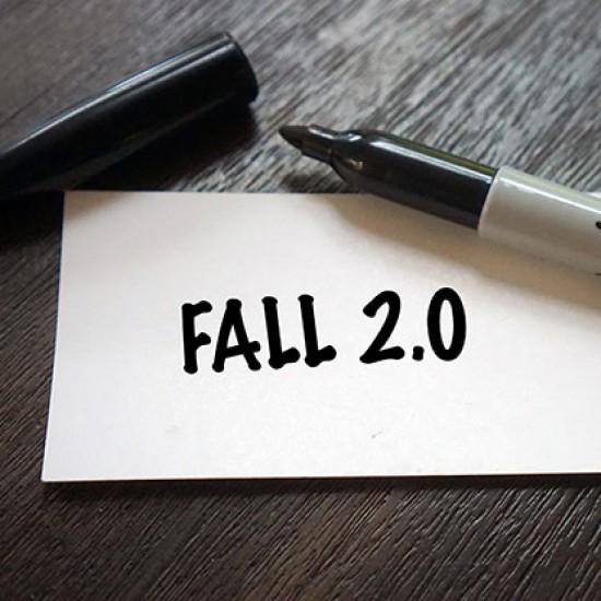 FALL 2.0 by Banachek