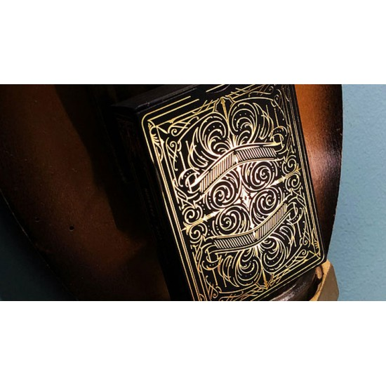 Fantast Gold Playing Cards