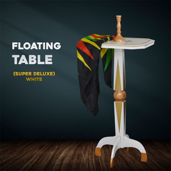 Floating Table  (White) Super Deluxe