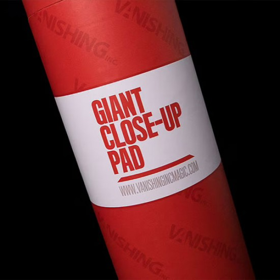 Giant Close-Up Pad by Vanishing Inc