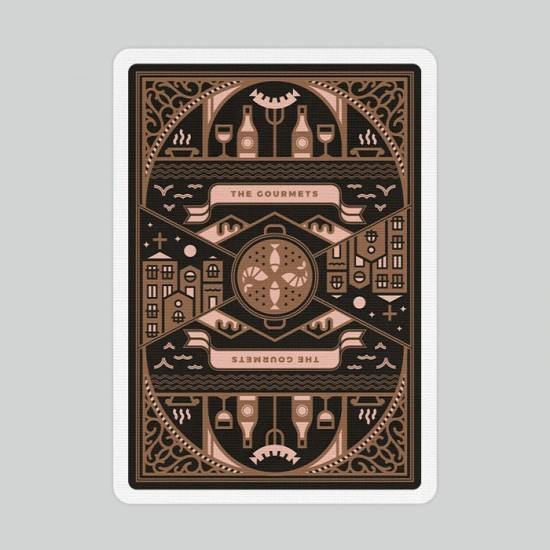 Gourmet Playing Cards