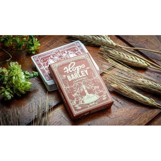 Hops & Barley (Deep Amber Ale) Playing Cards