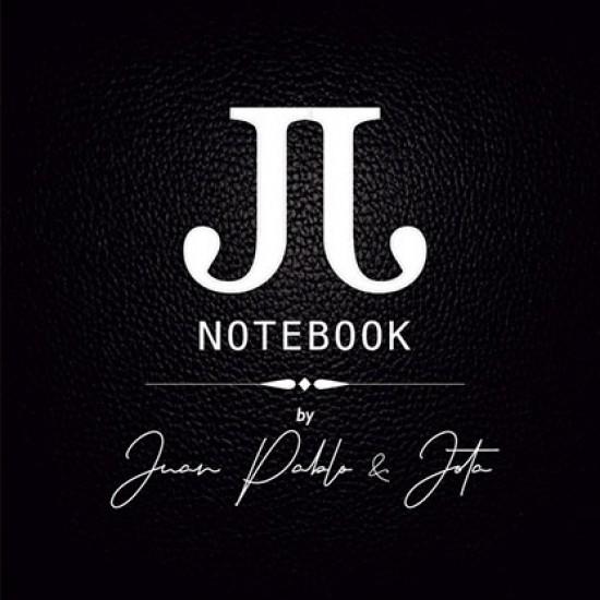 JJ NOTEBOOK by JUAN PABLO & JOTA