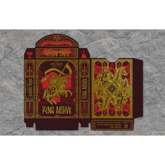 King Arthur Playing Cards