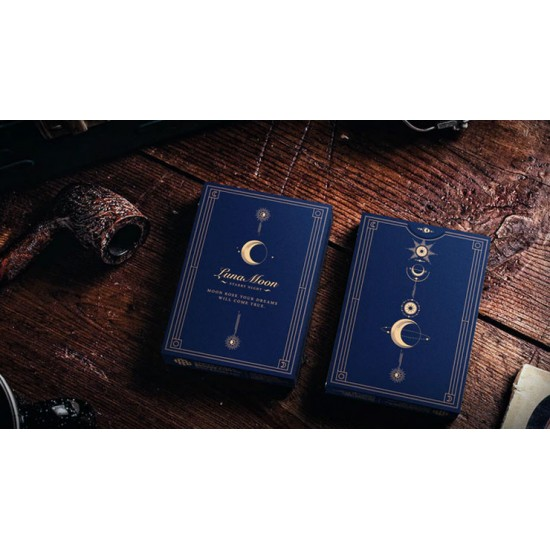 Luna Moon Deluxe Limited Edition