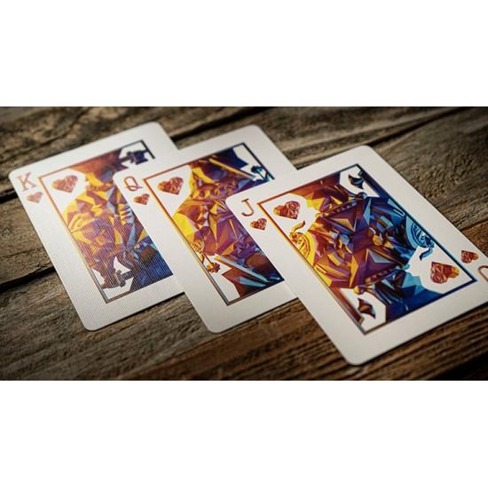 Memento Mori Genesis Playing Cards