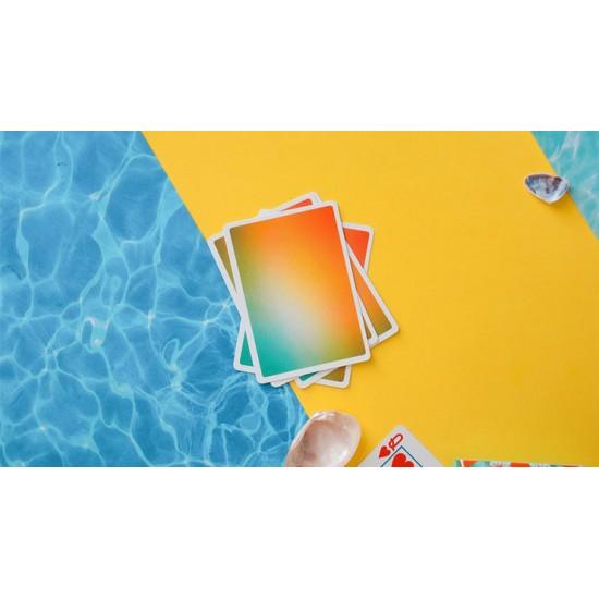 NOC Beach Bar Playing Cards