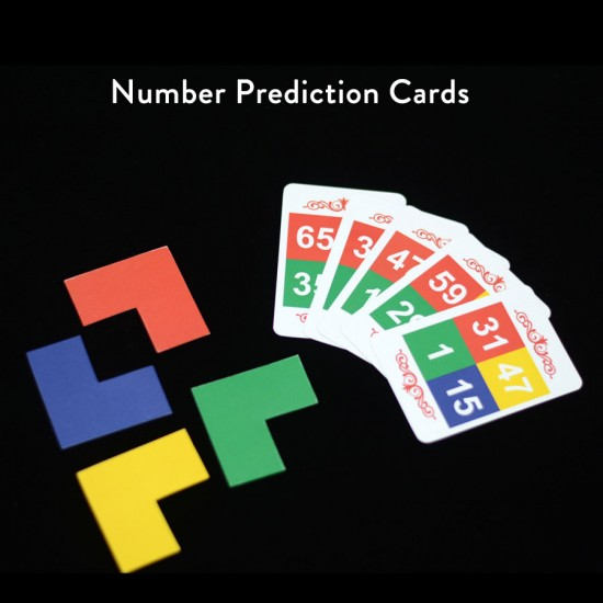 Number Prediction Card