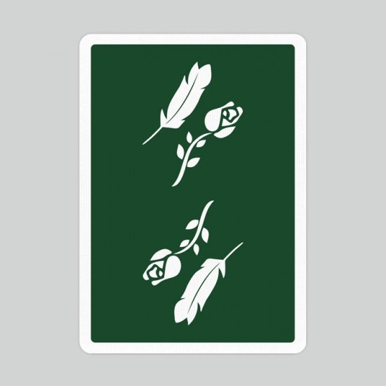 Remedies (Green) Playing Cards