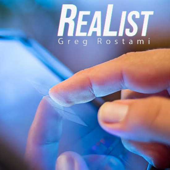 ReaList (In App Instructions) by Greg Rostami