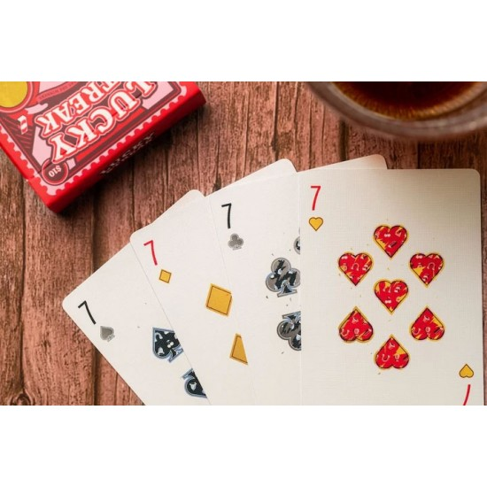 Scratch & Win Playing Cards
