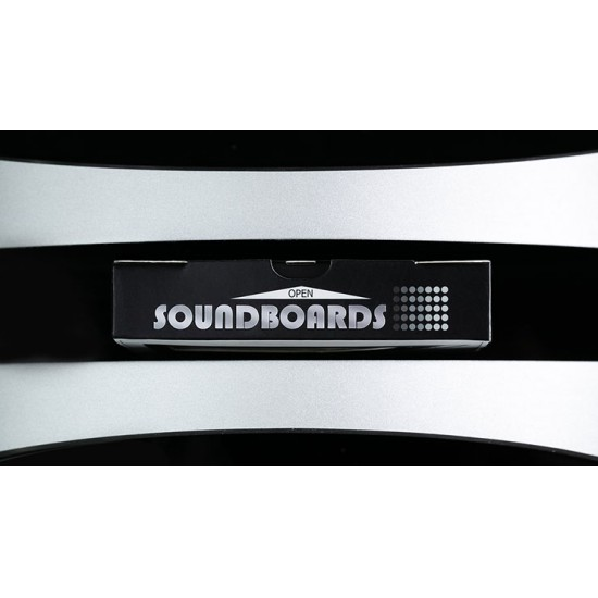 Soundboards Midnight Edition Playing Cards