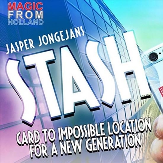 STASH With Online Instructions by Jasper Jongejans