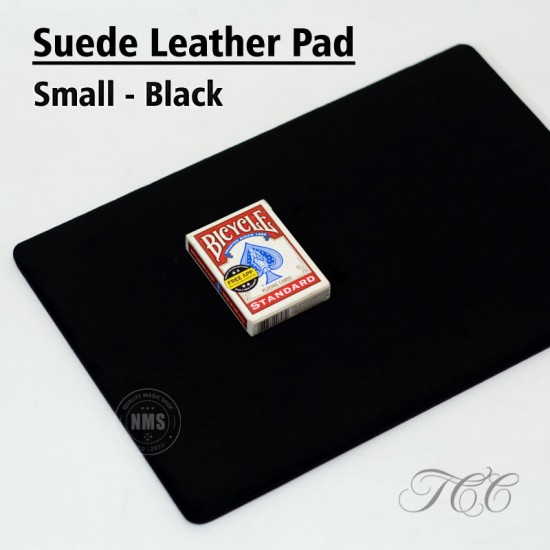 Suede Leather Pad Small (Back) by TCC