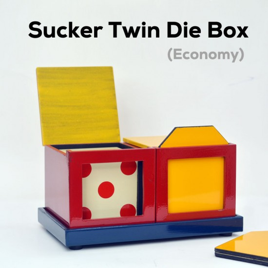 Sucker Twin Die Box (Economy)