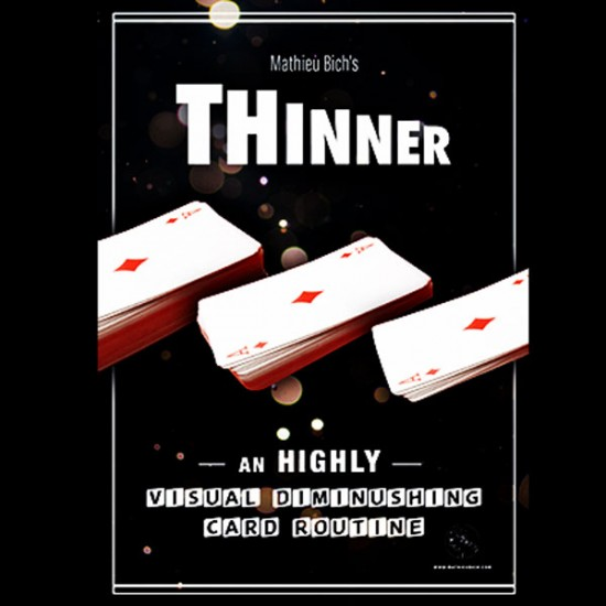 THINNER by Mathieu Bich
