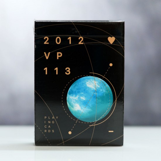 2012 VP 113 Mint Playing Cards