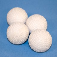 Multiplying Golf Balls - White