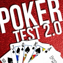 The Poker Test 2.0 by Erik Casey (DVD + Gimmicks)