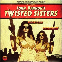 Twisted Sisters 2.0 (DVD and Gimmick)