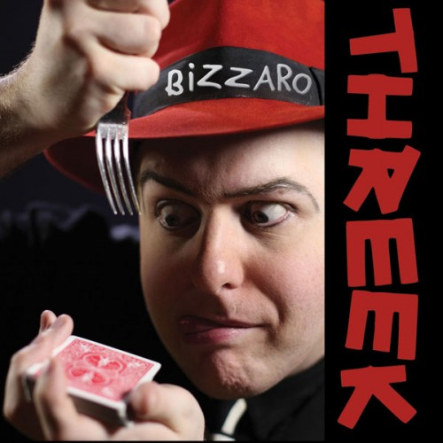 Threek by Bizzaro (DVD + Gimmick)