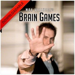 Brain Games by Max Vellucci ( PDF DOWNLOAD )