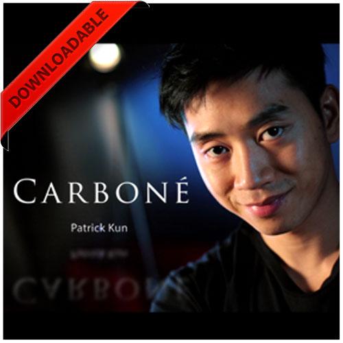 Carboné by Patrick Kun (VIDEO DOWNLOAD)