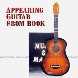 Guitar Production from Book