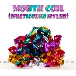 Mouth Coil - Multi Color Mylar