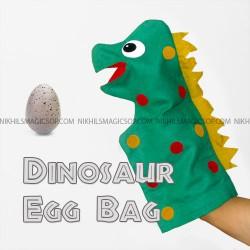 Jurassic Egg Bag