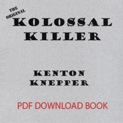Kolossal Killer - Original (PDF DOWNLOAD)