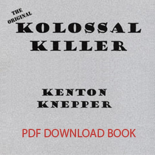 Kolossal Killer - Original (PDF DOWNLOAD)