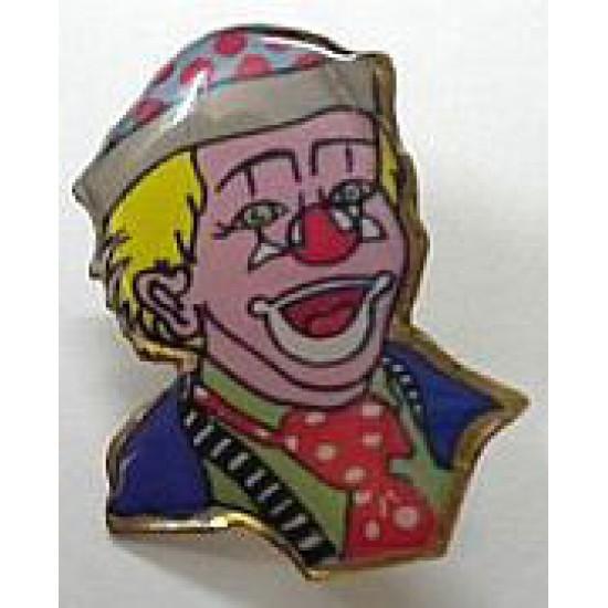 Lapel Pin - Clown