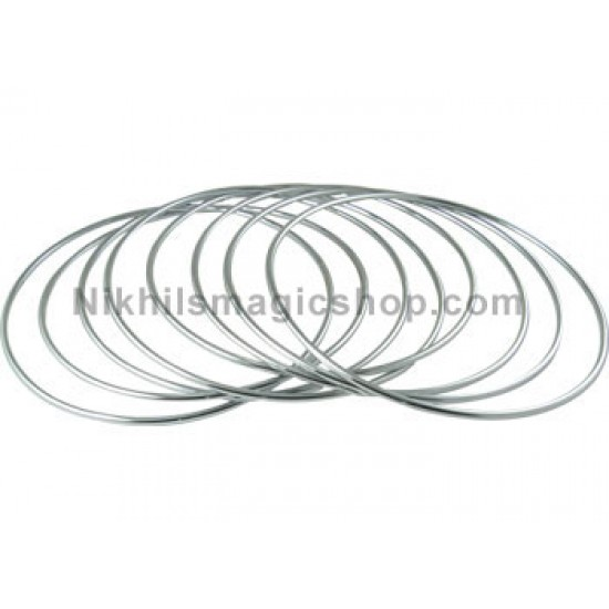Linking Rings S.S (10 inch, Set of 8)