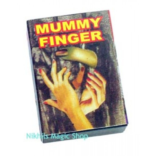 Living Mummy Finger