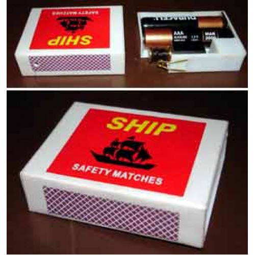 Motorized Matchbox Reel